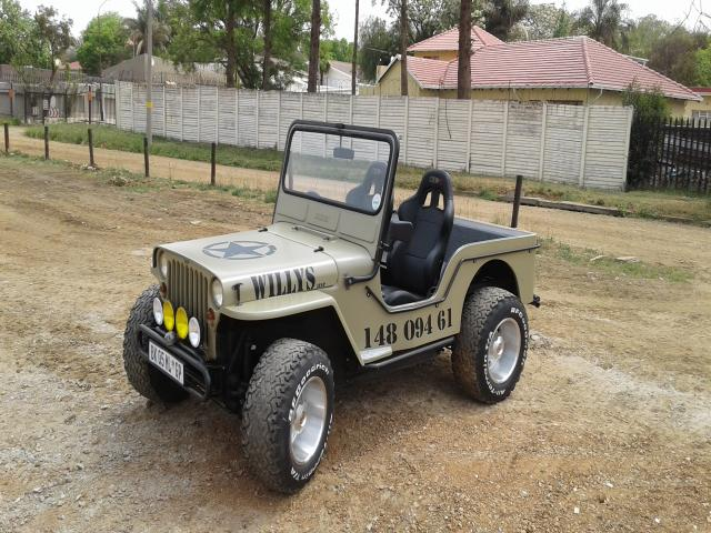 Willys replica photo - 7