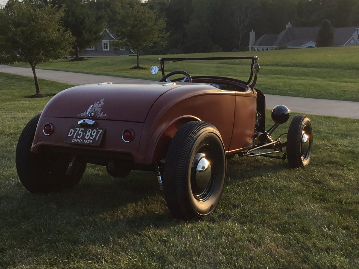Willys roadster photo - 3