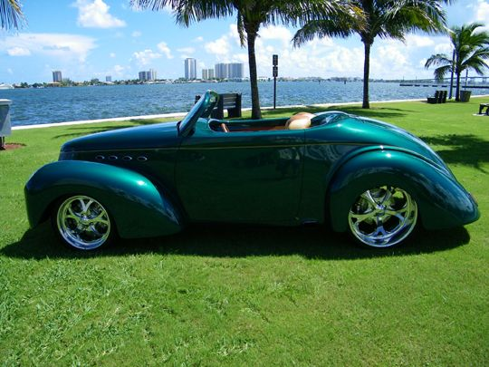 Willys roadster photo - 5