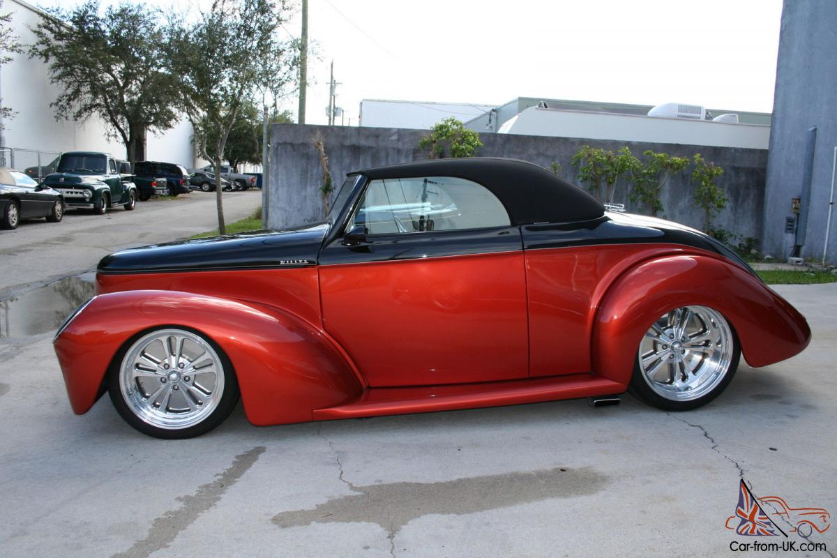 Willys roadster photo - 6