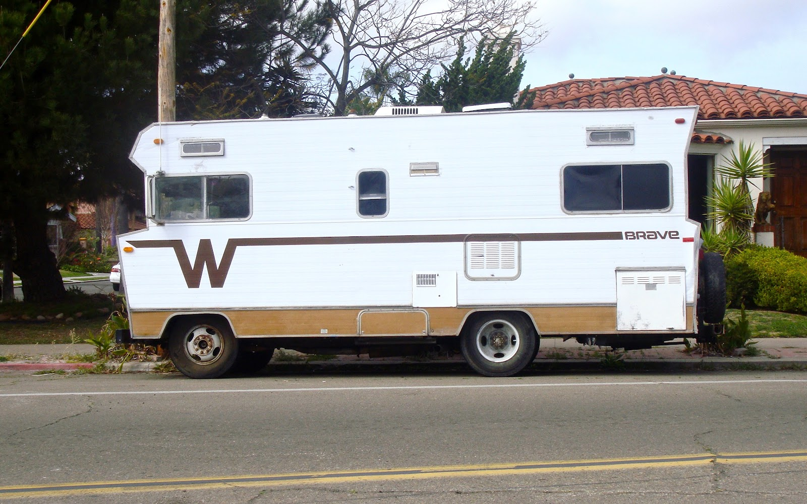 Winnebago brave Photo and Video Review  Comments