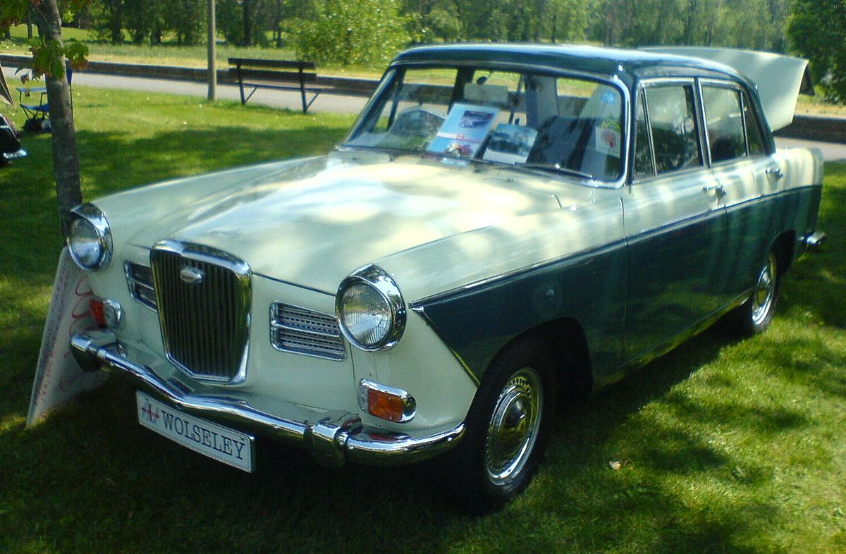 Wolseley 15 photo - 10
