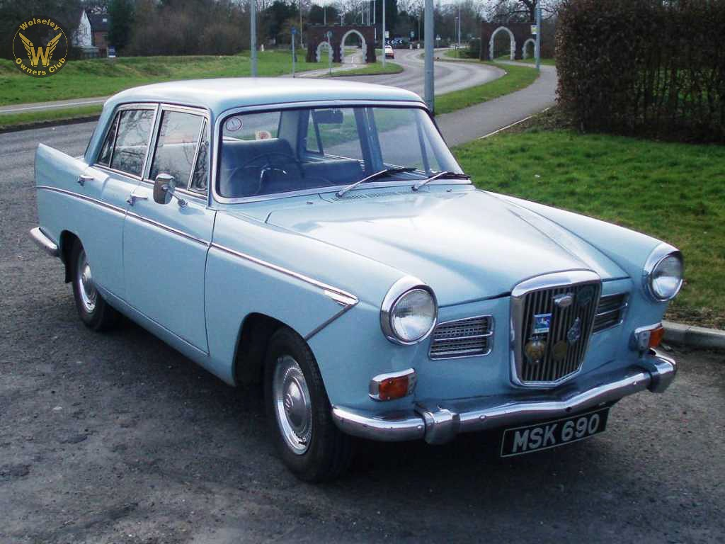Wolseley 15 photo - 2