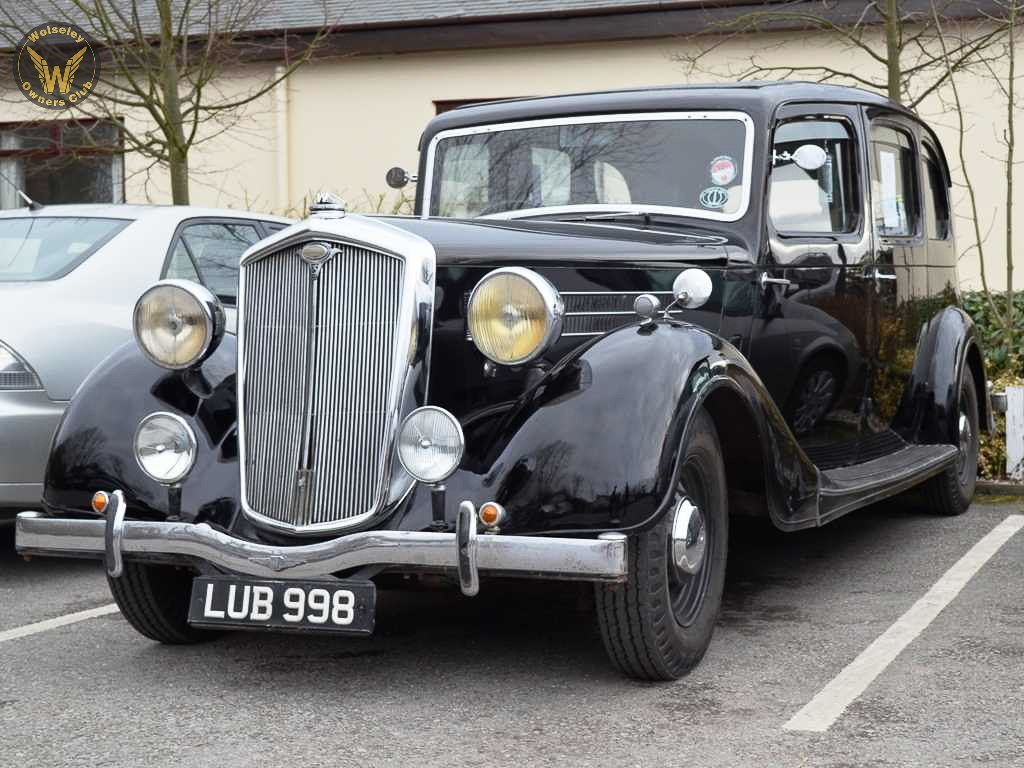 Wolseley 25 photo - 1