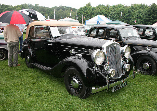 Wolseley 25 photo - 10