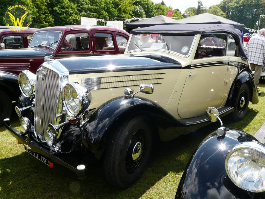 Wolseley 25 photo - 7
