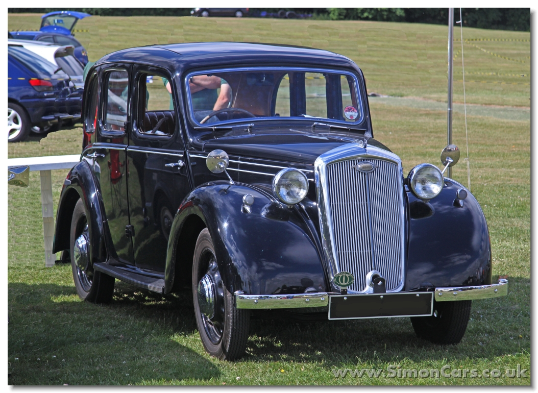 Wolseley eight photo - 1