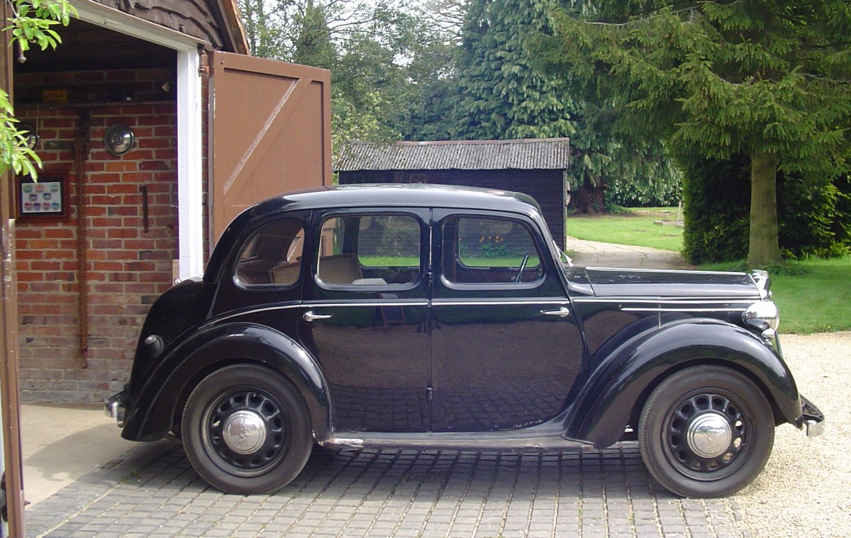 Wolseley eight photo - 2