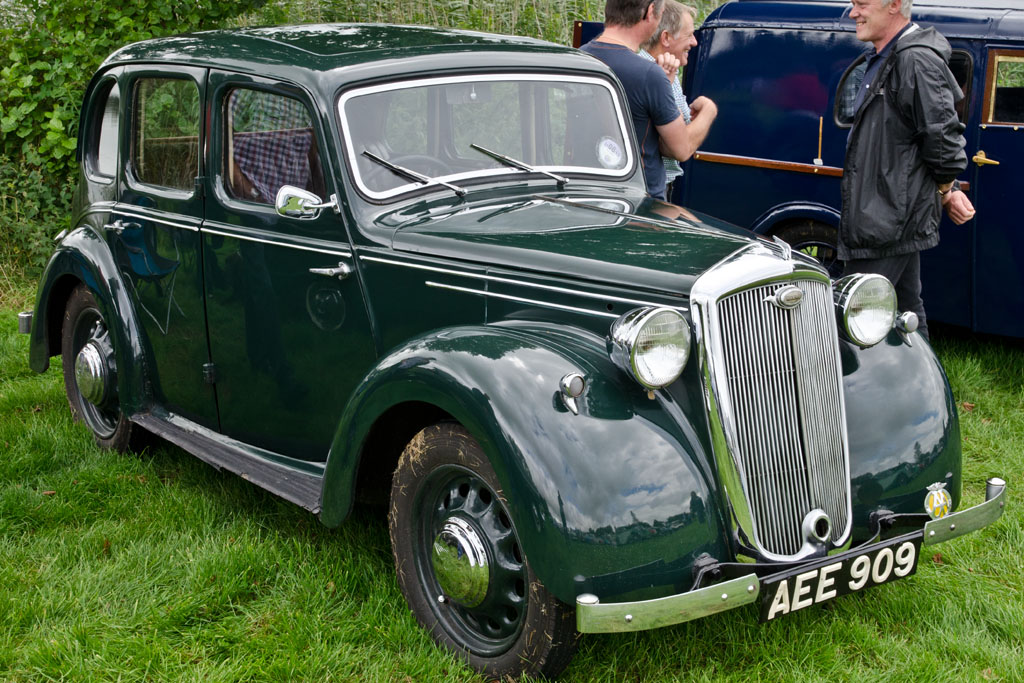 Wolseley eight photo - 4
