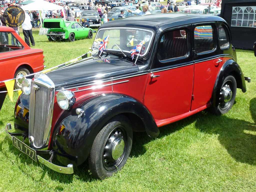 Wolseley eight photo - 5
