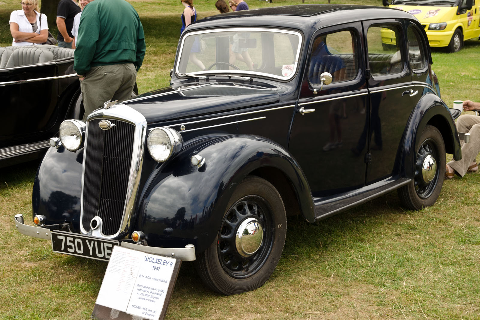 Wolseley eight photo - 6