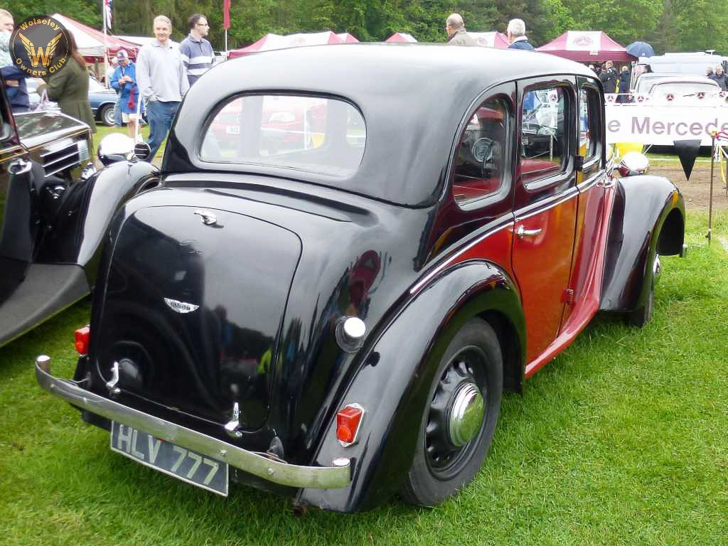 Wolseley eight photo - 7