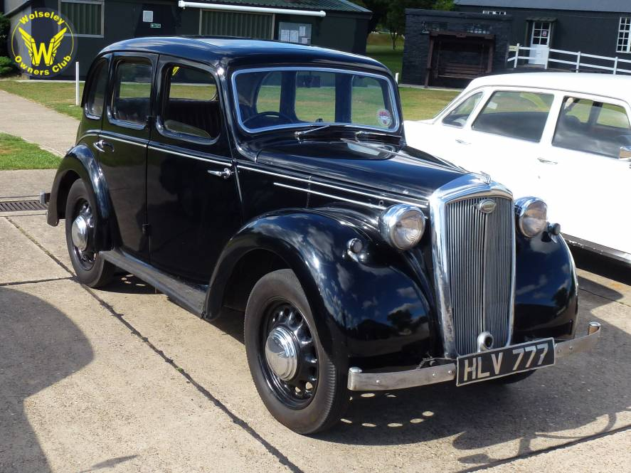 Wolseley eight photo - 9