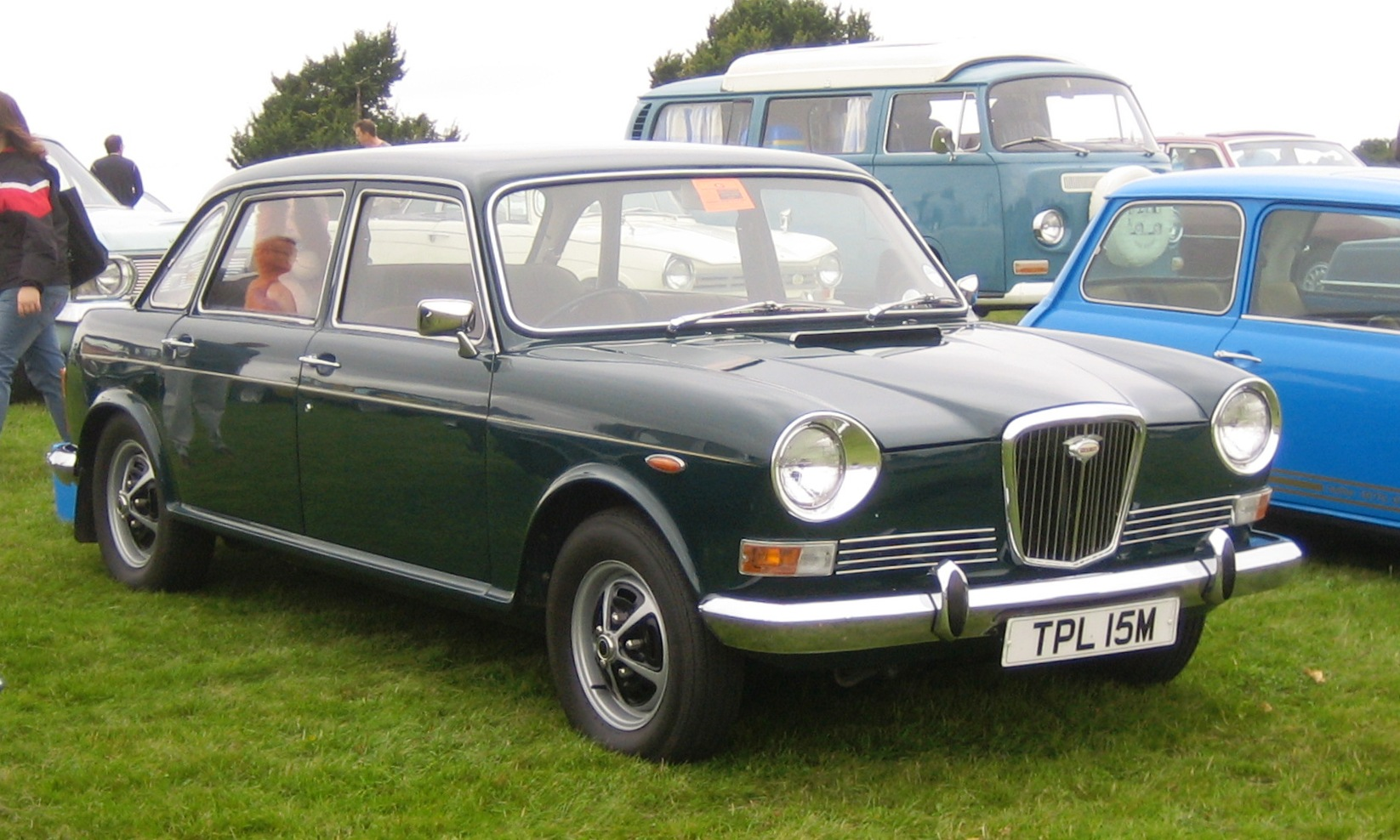 Wolseley six photo - 1