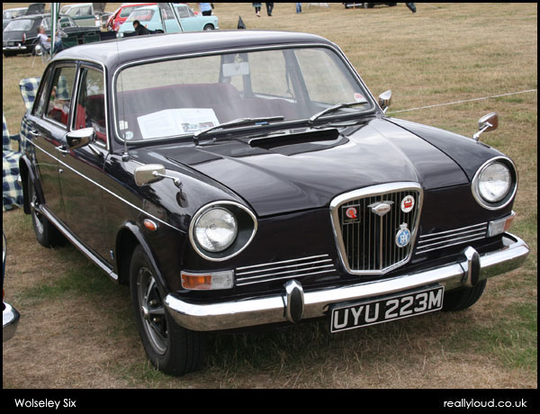 Wolseley six photo - 10