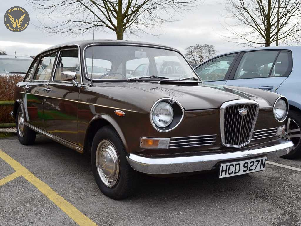 Wolseley six photo - 5