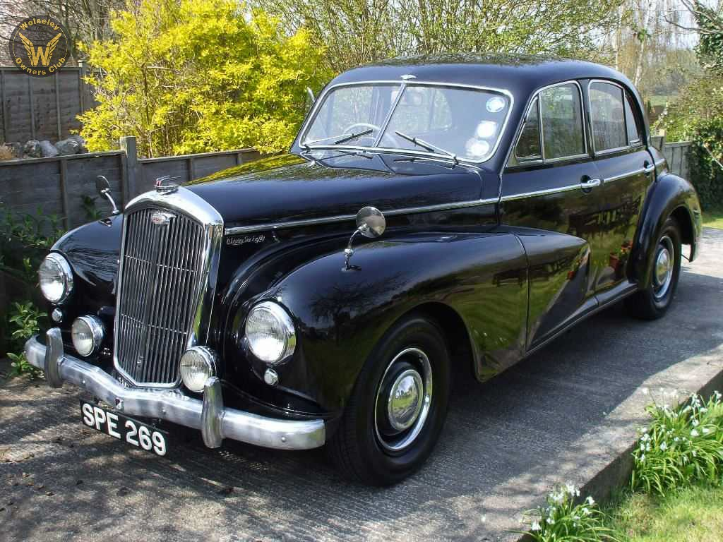 Wolseley six photo - 6