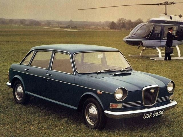 Wolseley six photo - 7