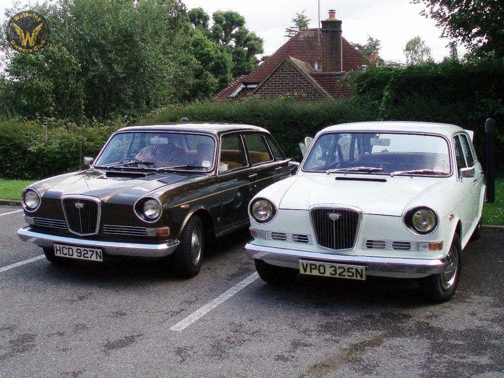Wolseley six photo - 8