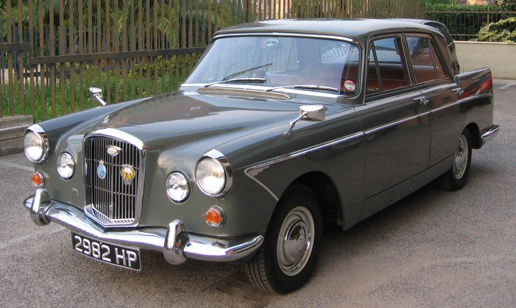 Wolseley six photo - 9