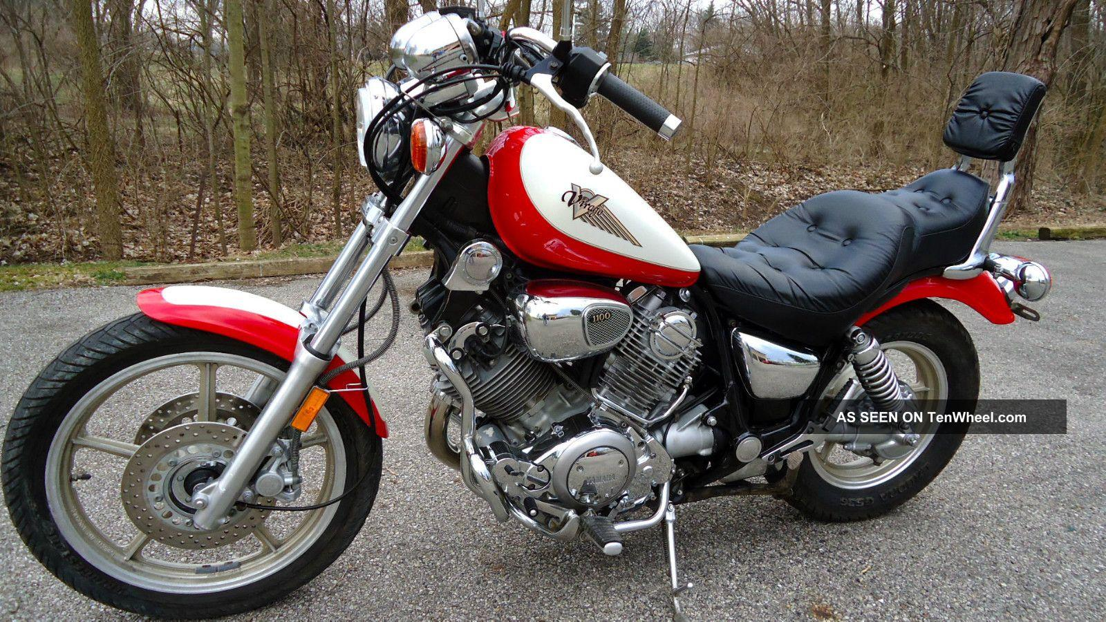 Yamaha 1100 photo - 5