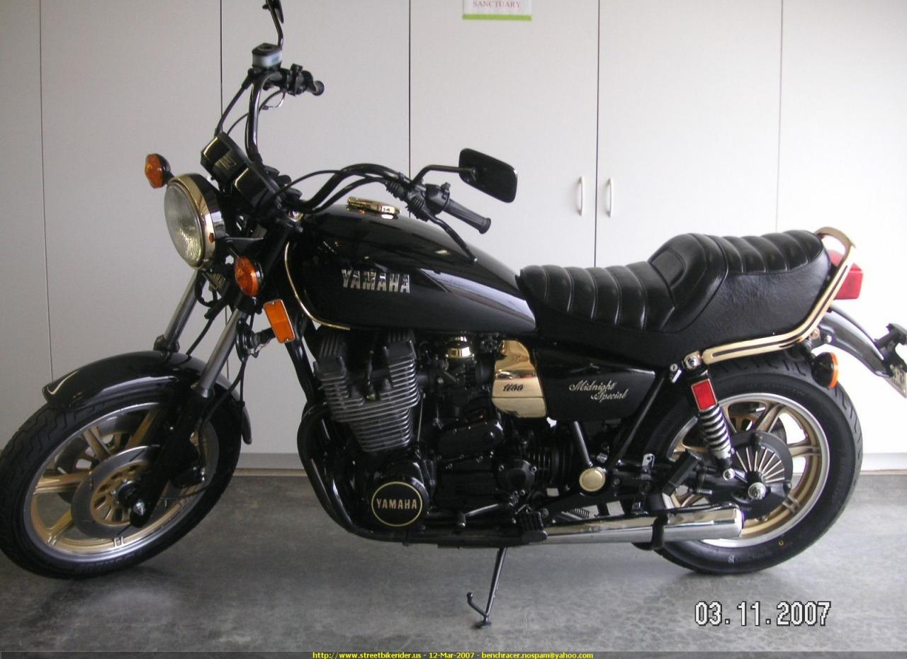 Yamaha 1100 photo - 7