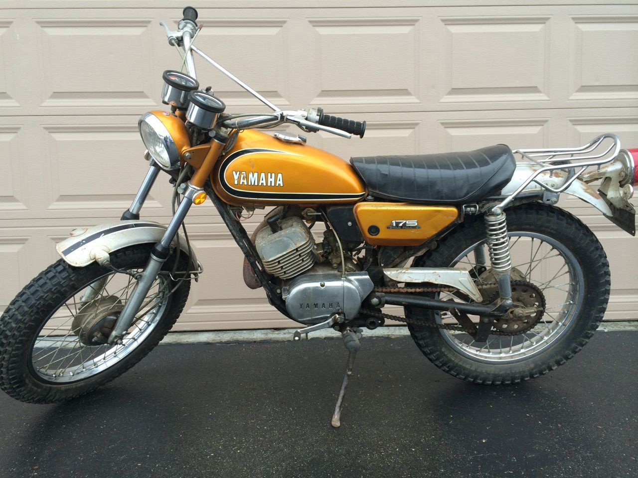 Yamaha 175 photo - 1