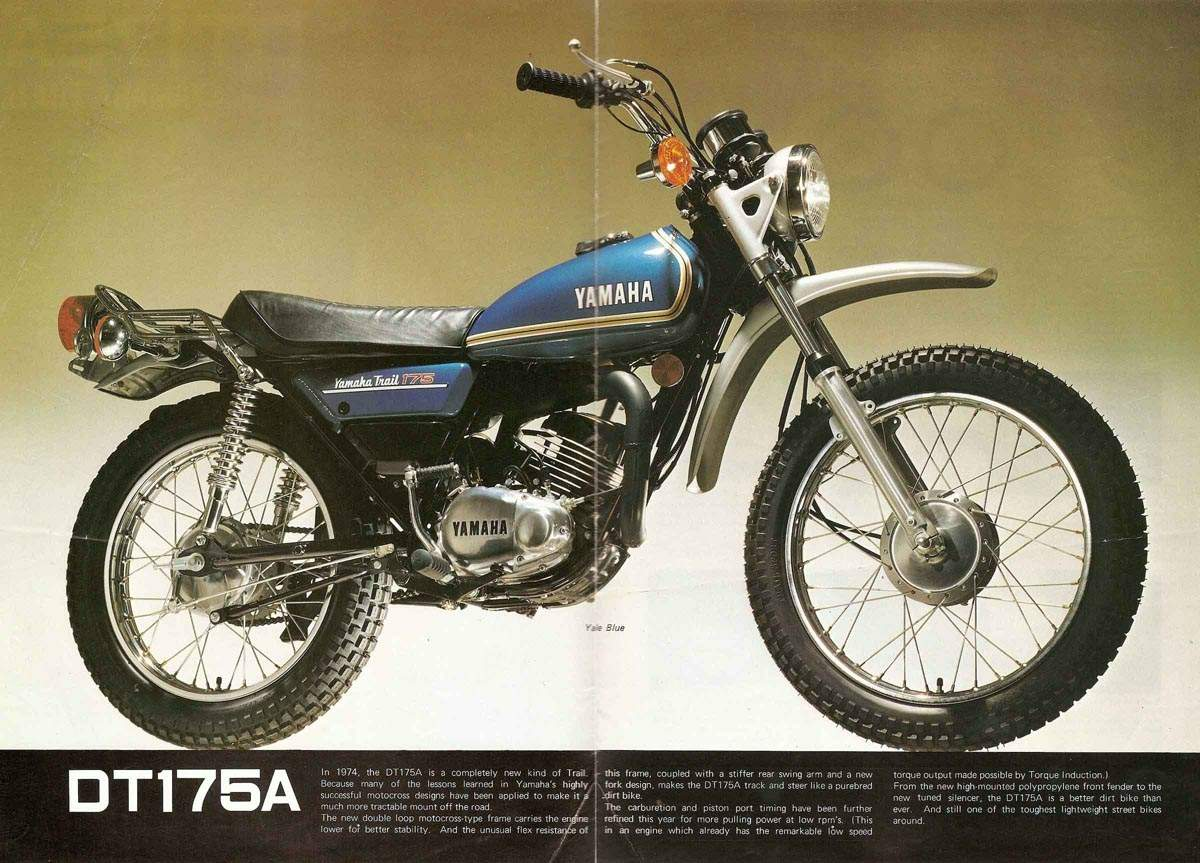 Yamaha 175 photo - 2