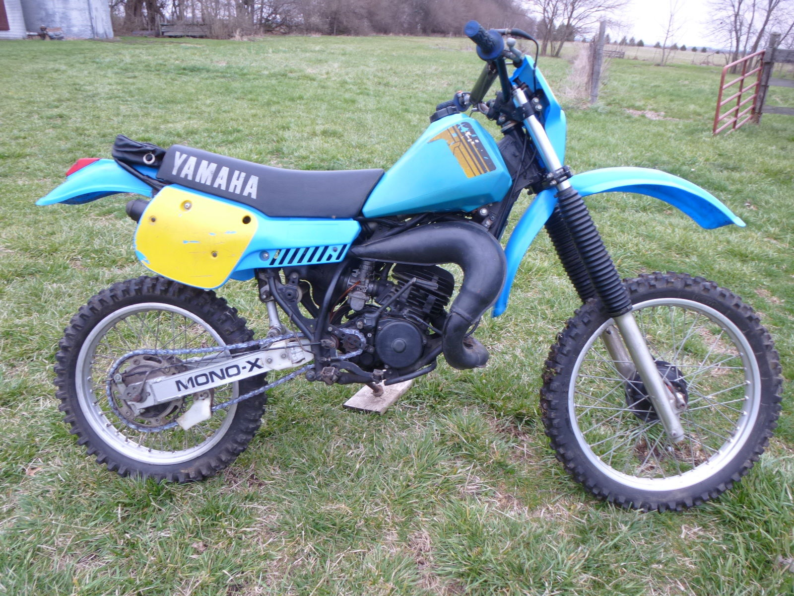 Yamaha 175 photo - 3