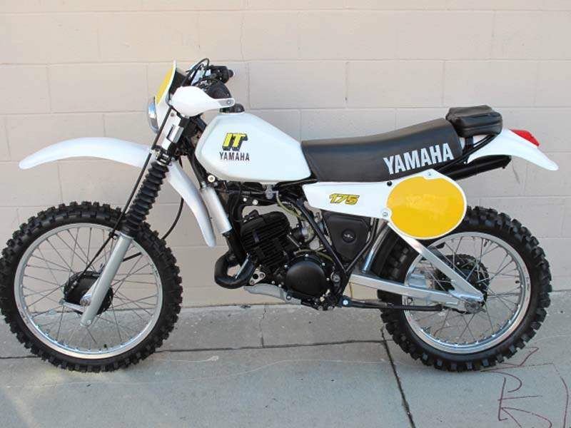 Yamaha 175 photo - 5