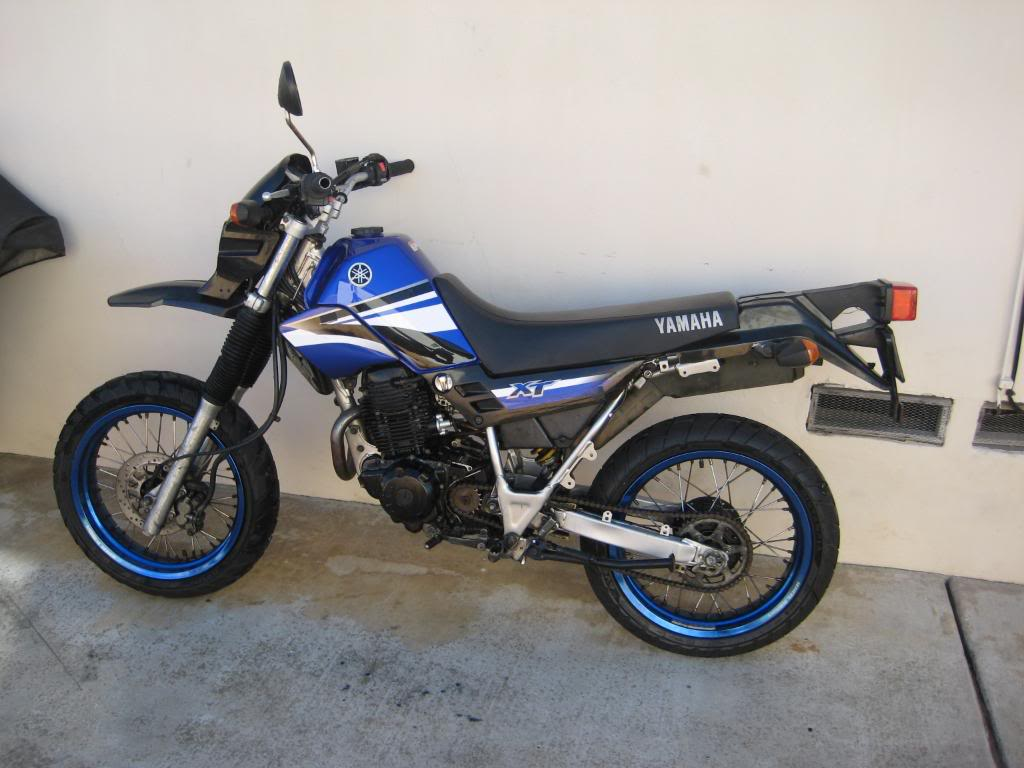 Yamaha 225 photo - 2