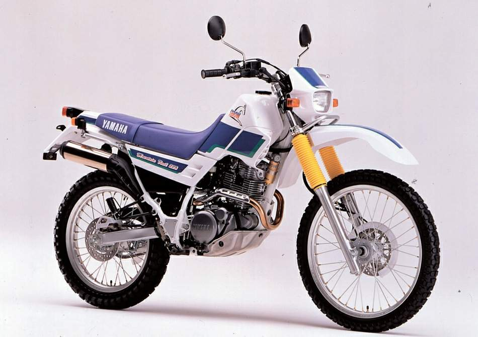 Yamaha 225 photo - 6