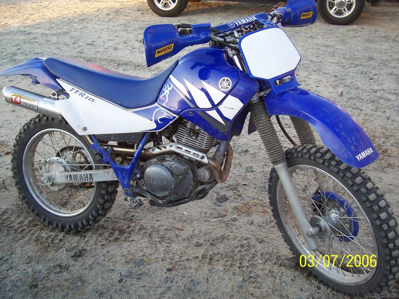 Yamaha 225 photo - 8