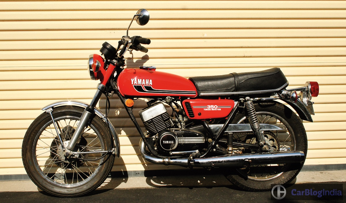 Yamaha 350 photo - 2