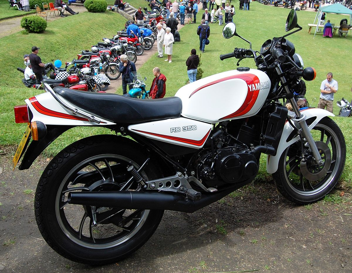Yamaha 350 photo - 5