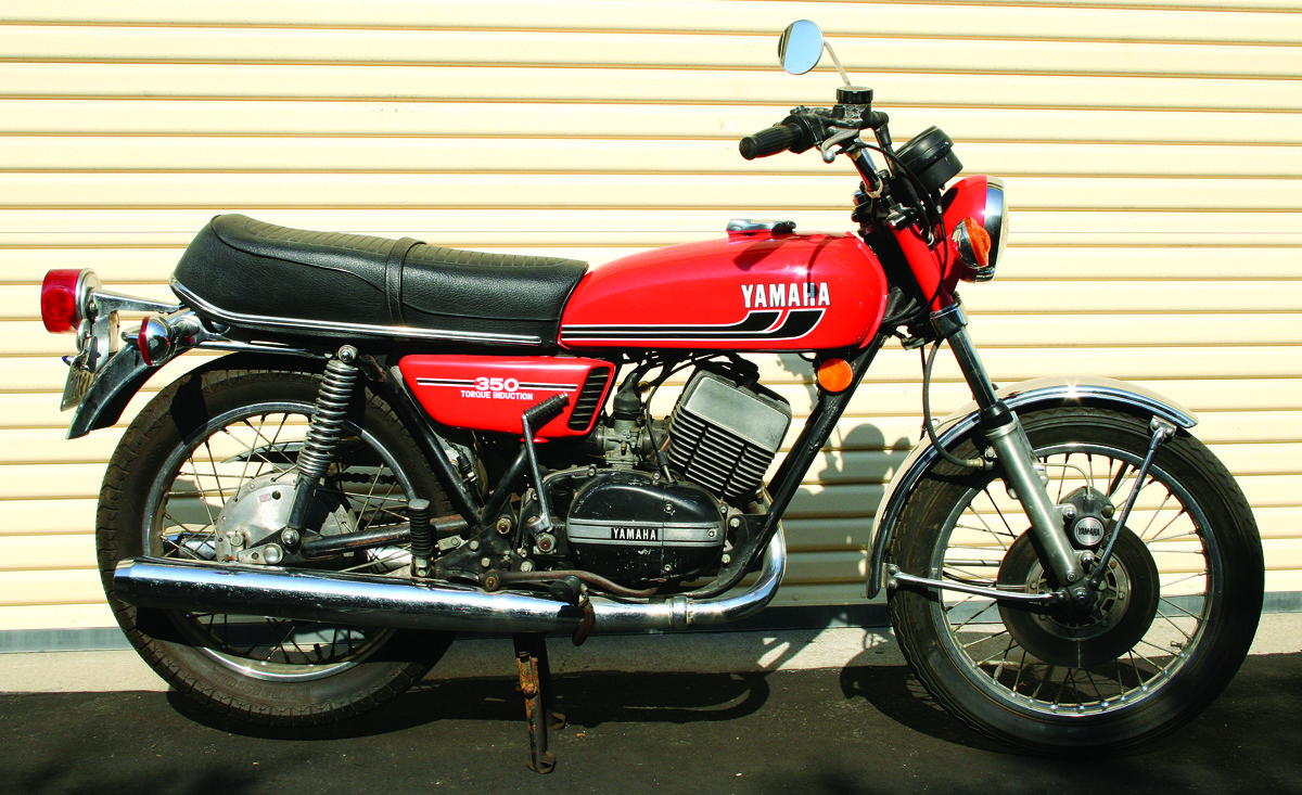 Yamaha 350 photo - 7