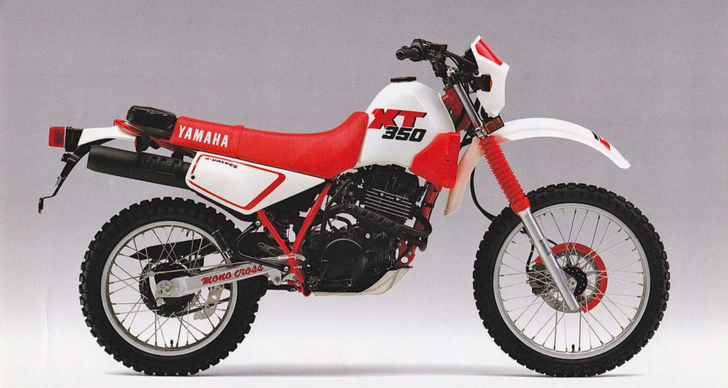 Yamaha 350 photo - 8
