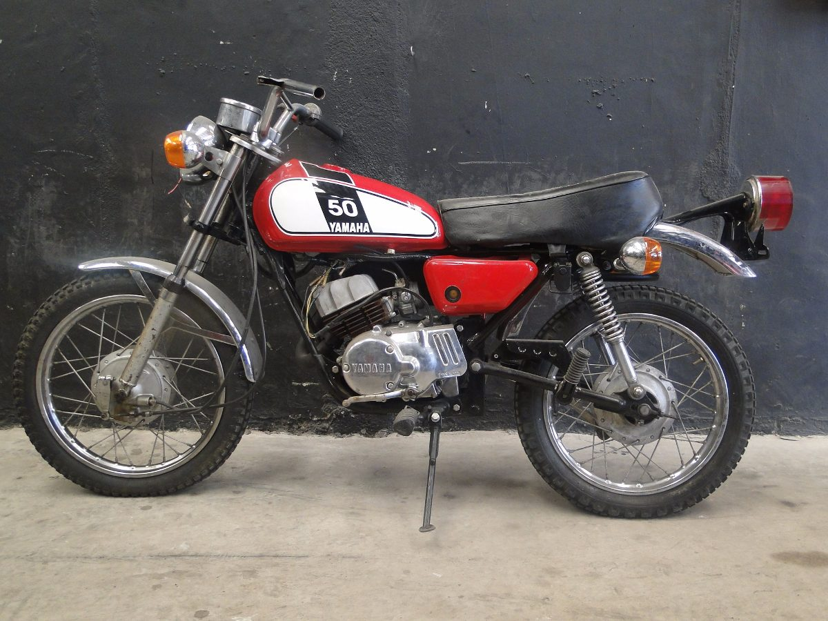 Yamaha 50 photo - 10