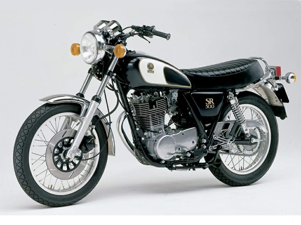 Yamaha 500 photo - 7
