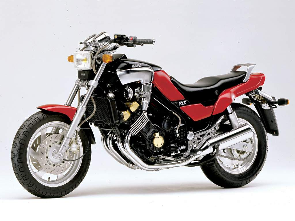 Yamaha 750 photo - 2