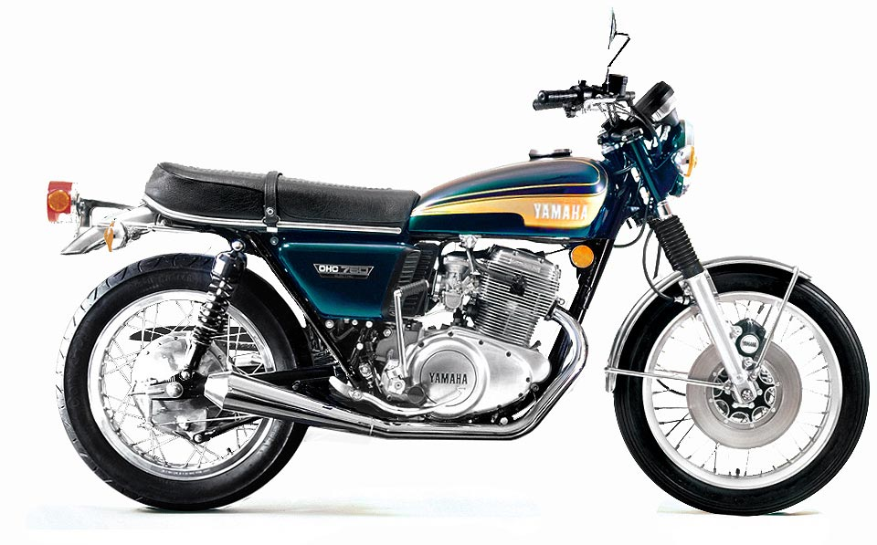 Yamaha 750 photo - 4