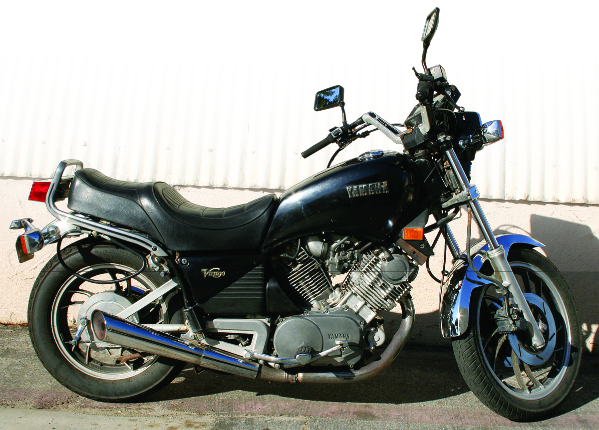 Yamaha 750 photo - 5