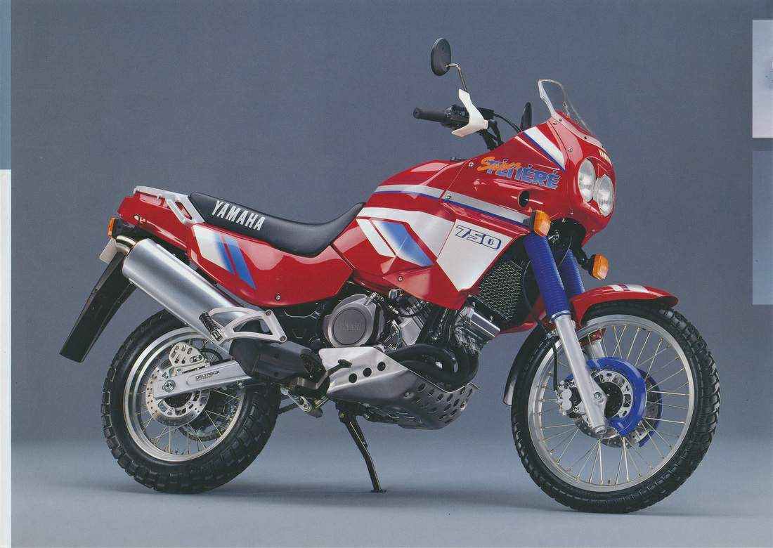 Yamaha 750 photo - 9