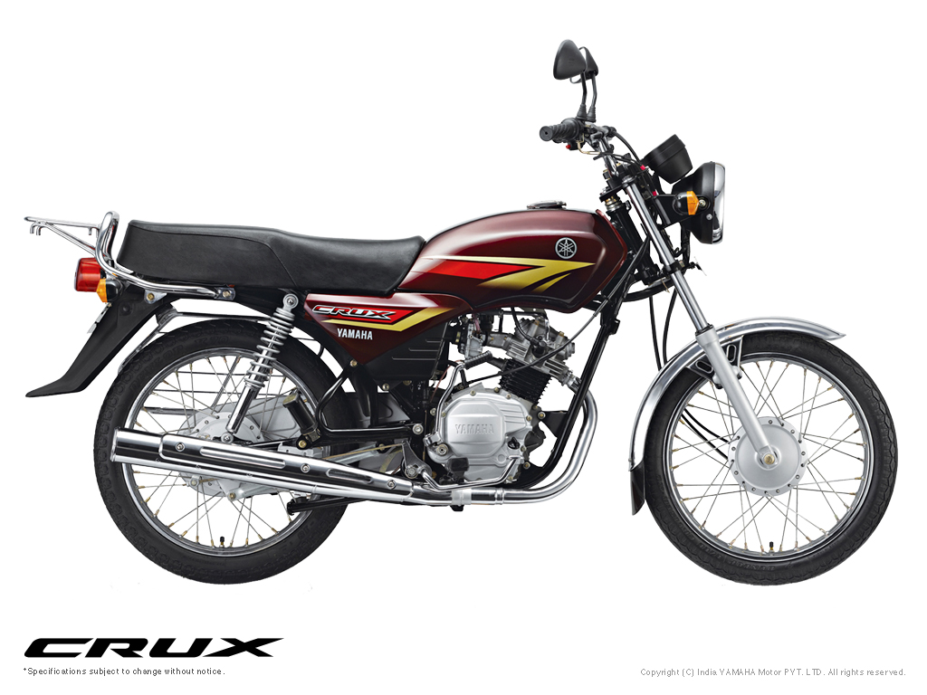Yamaha crux photo - 1