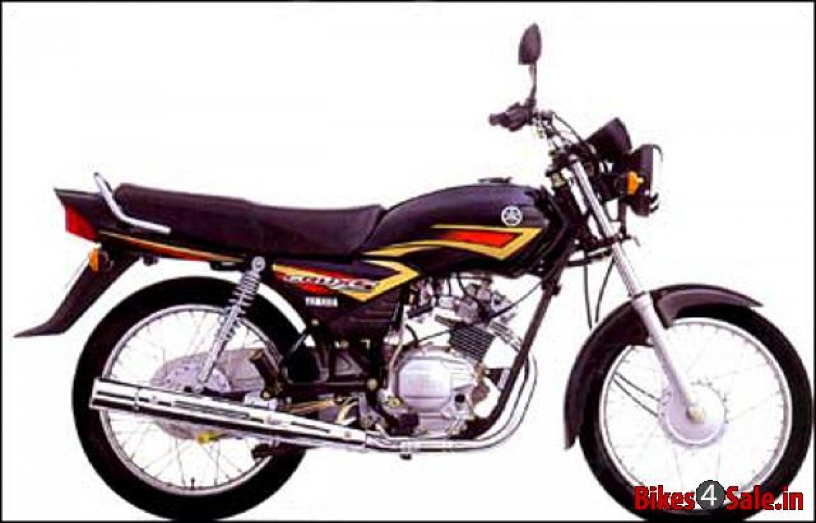 Yamaha crux photo - 4