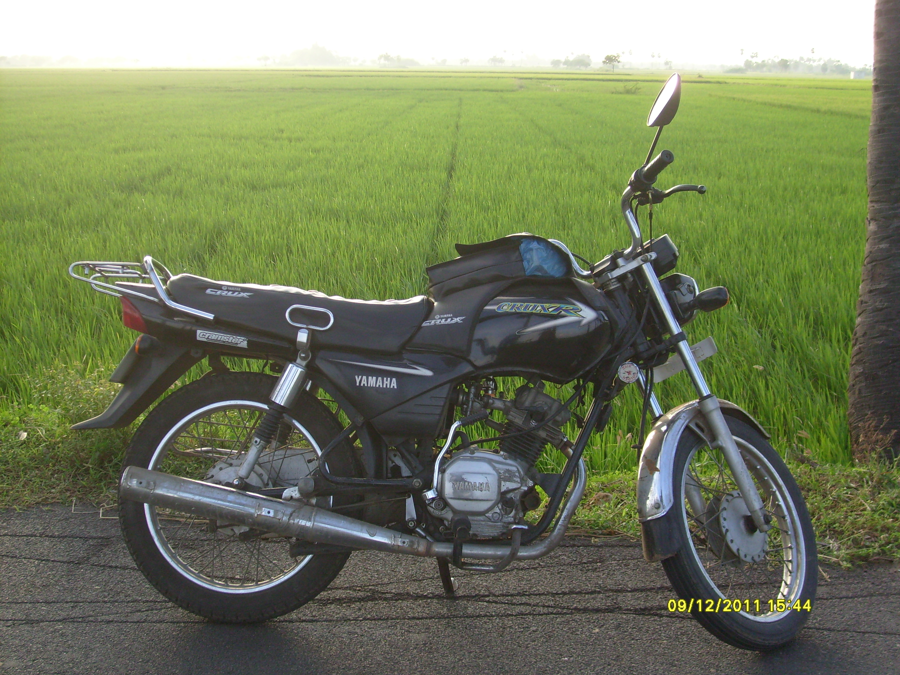 Yamaha crux photo - 8