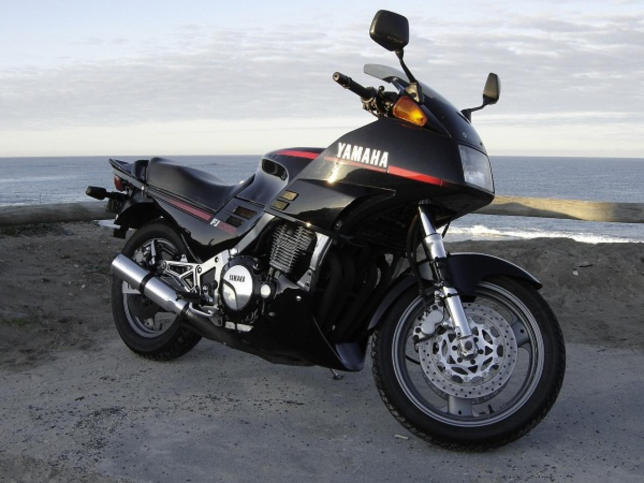 Yamaha fj photo - 7