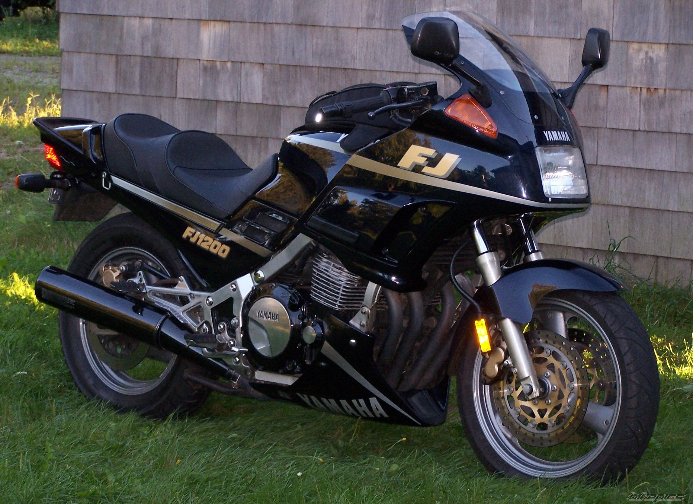 Yamaha fj photo - 9