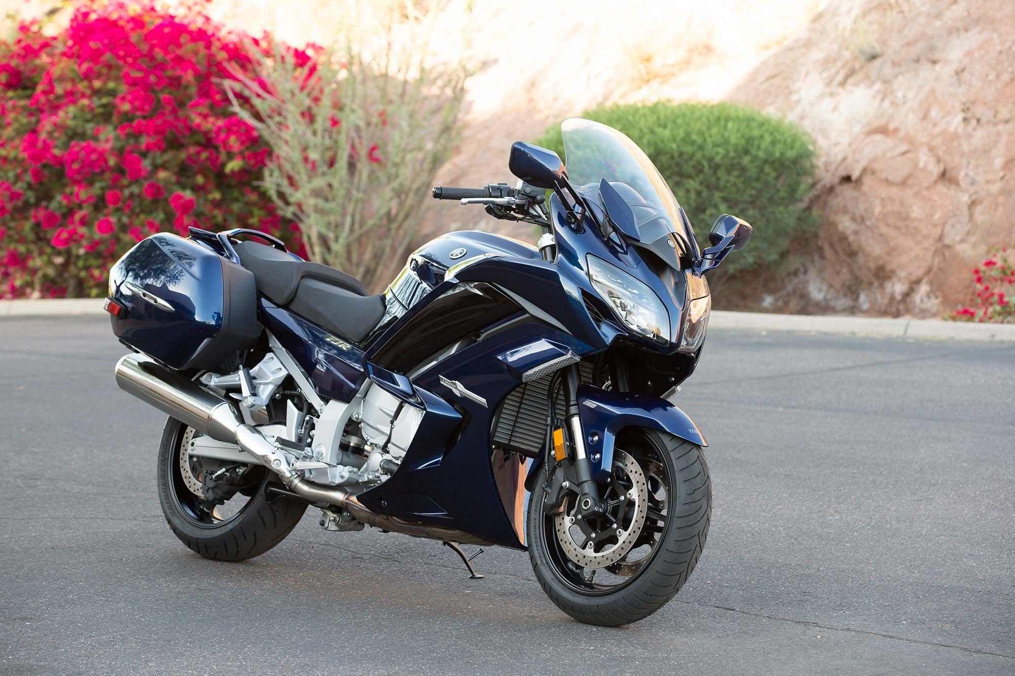 Yamaha fjr photo - 3