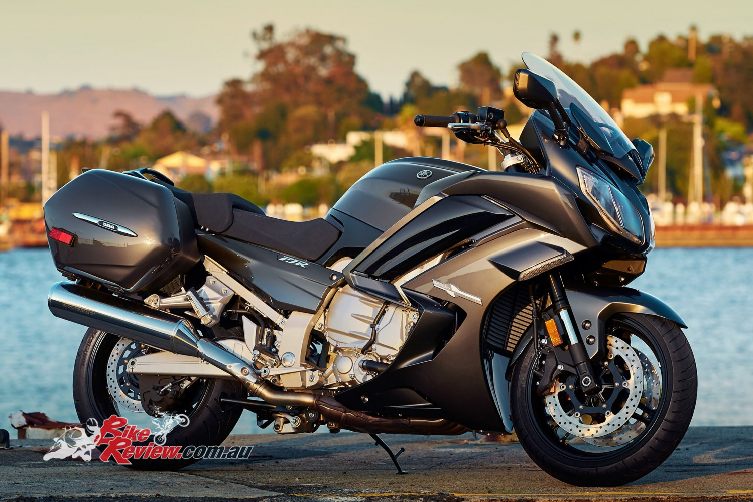 Yamaha fjr photo - 4